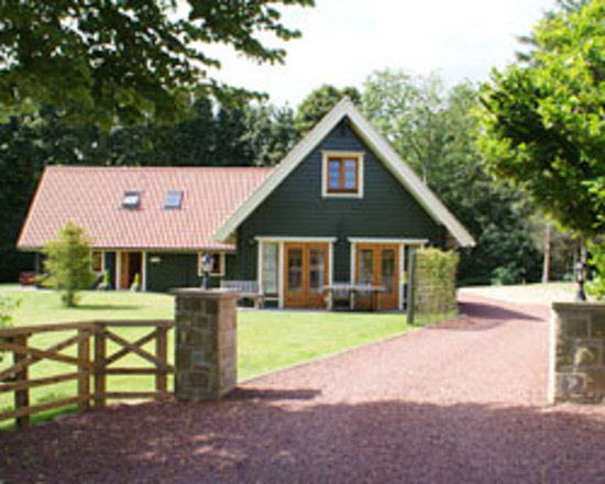 Swarland Old Hall: Luxury self catering lodges
