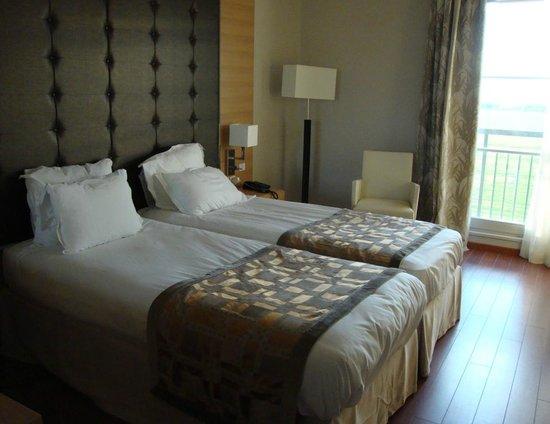 Relais Spa Val d'Europe : Room