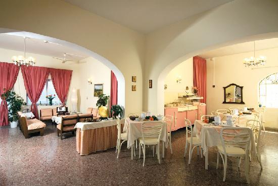 Hotel Villa Diana: Sala colazioni