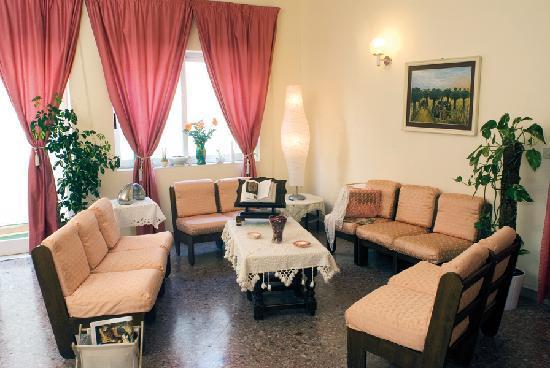 Hotel Villa Diana: Sala lettura