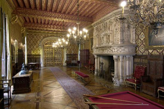 Château du Lude : The Grand  Renaissance Hall