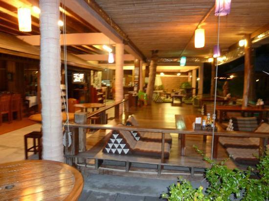 Sunset Cove Resort: Salon hotel