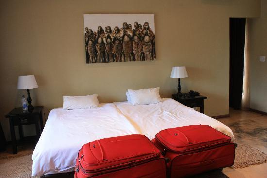 Villa Verdi Guesthouse: unser Zimmer