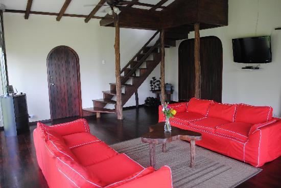 Semilla Verde Boutique Hotel: Ground floor lounge