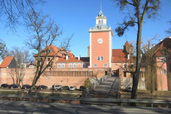 Lidzbark Warminski, โปแลนด์: Coraz bardziej lubię tu wracać... BS