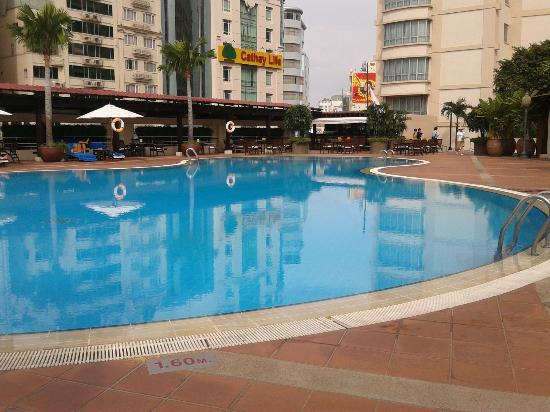 New World Saigon Hotel: Good pool area