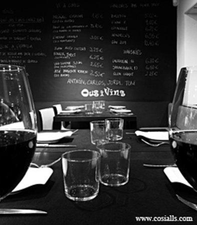 Ous i vins