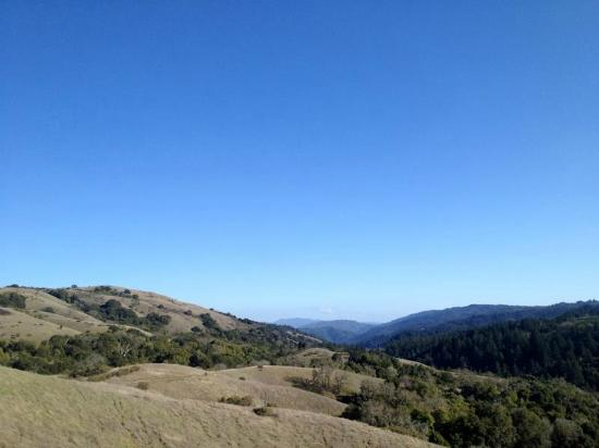 Monte Bello Open Space Preserve: Views