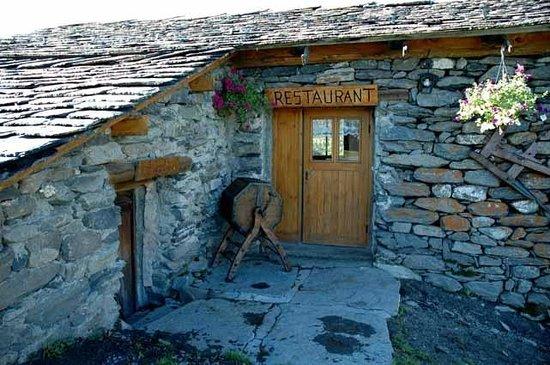Chalet Chez Pépé Nicolas : Chalet d'alpage