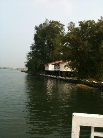 Bolgatty Palace & Island Resort: back waters