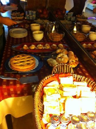 Residenza d'Arte: breakfast