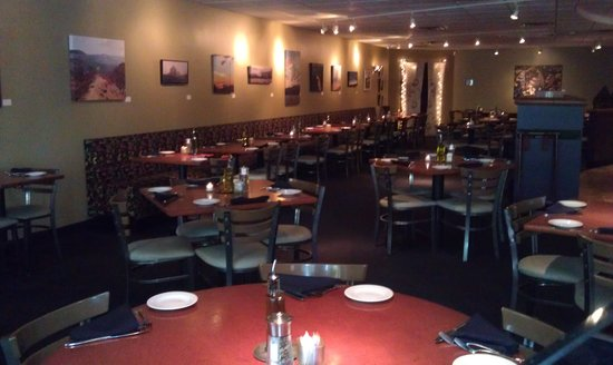 Bethlehem, PA: Apollo Grill Dining Room