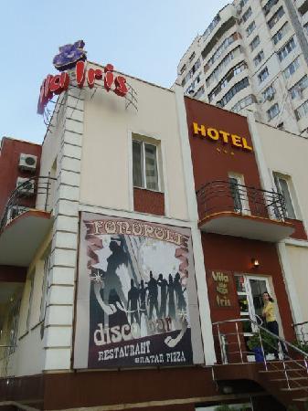 Vila Iris: Hotel