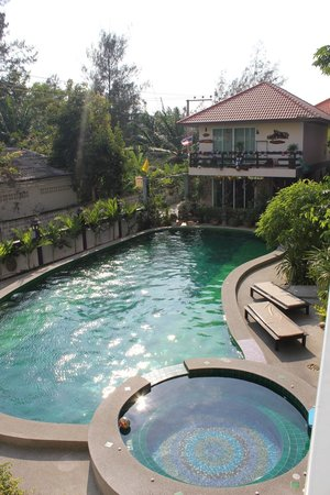 Blueberry Hua Hin: Blueberry Home pool