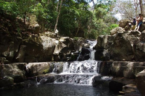 Esteli, Nicaragua: The nearby waterfall - good for a swim, too