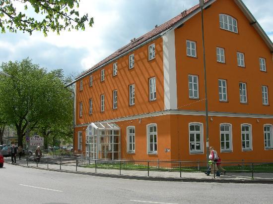 Hotel und Tafernwirtschaft Fischer: Hotel location.