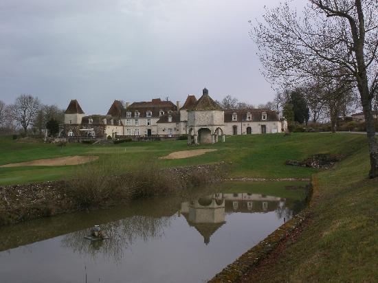Chateau des Vigiers: Vue d'ensemble du chateau