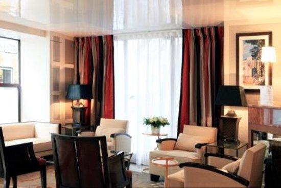 BEST WESTERN Hotel Folkestone Opera: Lobby