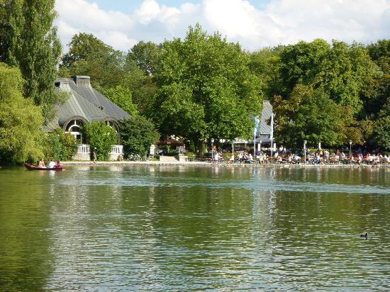 Gaestehaus Englischer Garten war tolle design für ihr wohnideen