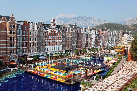 Orange County Resort Hotel Kemer: Generel Hotel View