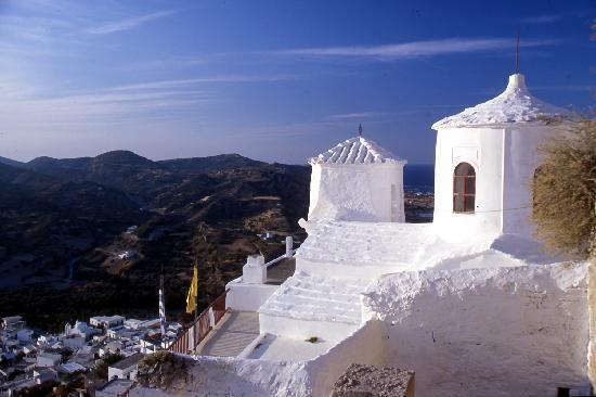The Skyros Centre: Skyros Skyline