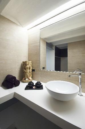Suite in Loft : salle de douche