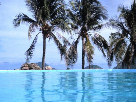 Con Dao Resort: From the Pool