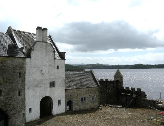 The Lough Gill Drive: Parke's Castle