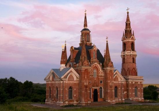 Lipetsk Oblast, Russia: Provided by Lipetsk DMO