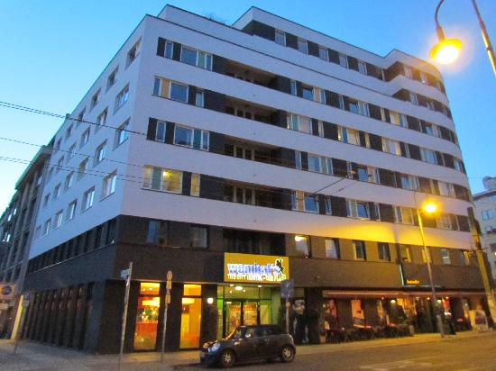 Wombat's Berlin: wombats hostel