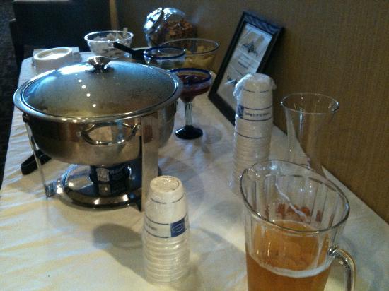 Hampton Inn & Suites Houston-Cypress Station: Manager's Reception