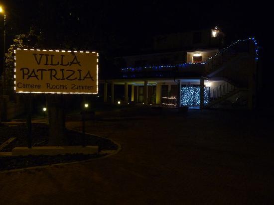 Villa Patrizia a Natale