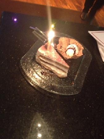 Kama Sutra Stirling: my birthday desert