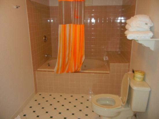 La Quinta Inn & Suites Tampa Bay Clearwater AP : Nice jacuzzi tub