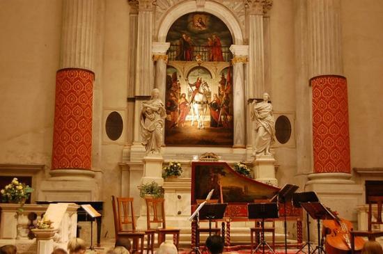 Interpreti Veneziani : Chiesa San Vidal
