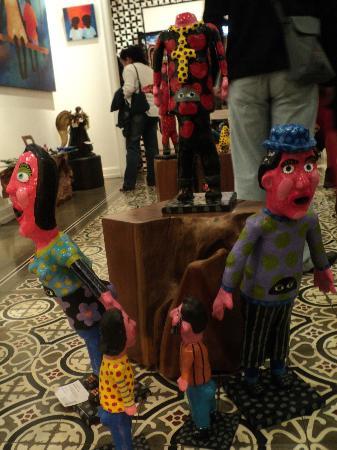 Art City Tours: Casa San Jose