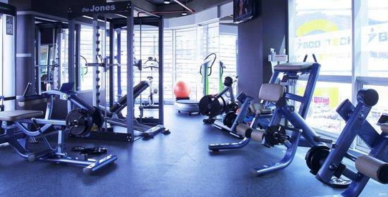 Sonesta Hotel Bogota: Gym