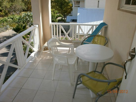 Clearwater Apartments: Balcony