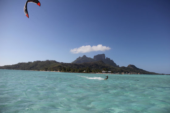 Kite Surf School Polynesie