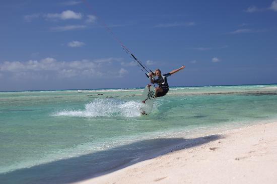 Kite Surf School Polynesie: WOOOH