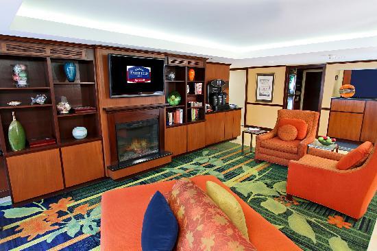 波特蘭緬因州商場萬豪費爾菲爾德套房飯店照片