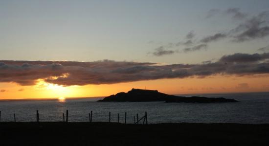 Belmullet, Irlanda: Eagle Island