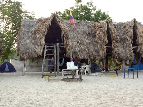 Isla Baru, Colombia: place to stay... (ask for Armando or Tim)
