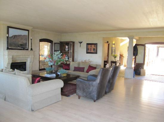 Auberge Provence : lounge