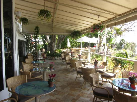 covered patio dining picture of geoffrey 39 s malibu tripadvisor