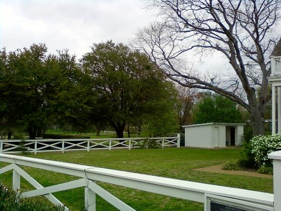 Eisenhower Birthplace State Historical Park: More of the grounds.
