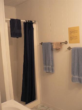 Au gite de la chute : Bathroom