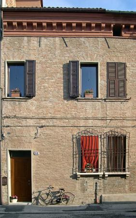 Ada Bed and Breakfast: tipica casa ferrarese