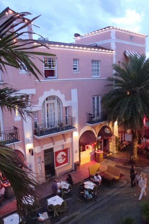Espanola Way Suites: VIEW