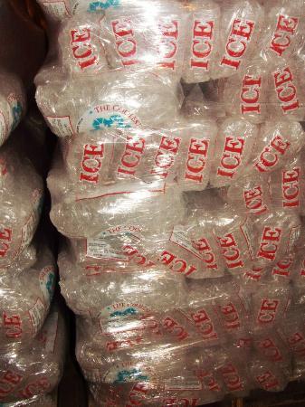 Cape Pond Ice: Ice bags